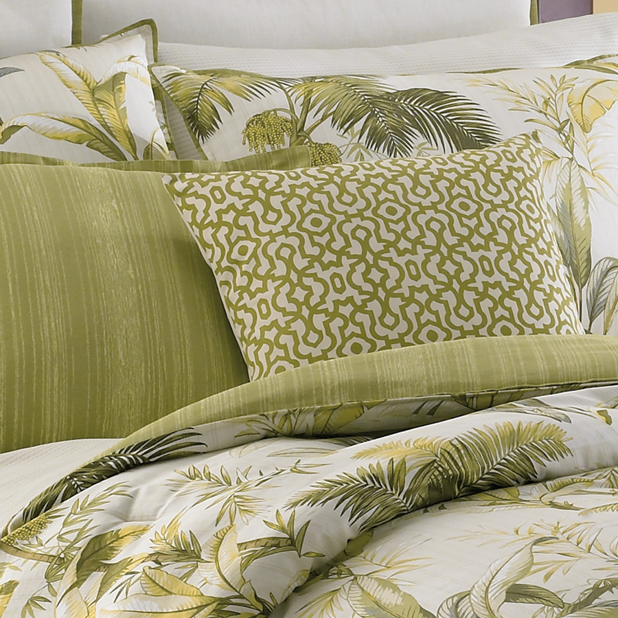 Tommy bahama island botanical comforter set from Tommy bahama bedding