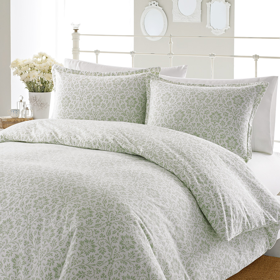 Full/Queen Duvet Set (Laura Ashley Jayden)