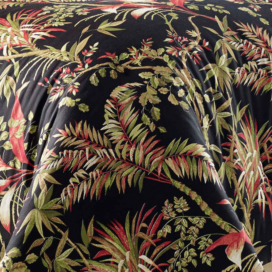 Tommy Bahama Jungle Drive Comforter And Duvet Set From
