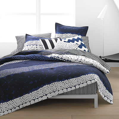 Marimekko Jurmo Duvet Cover and Comforter Sets