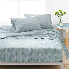 Juuri Nile Blue Sheet Set