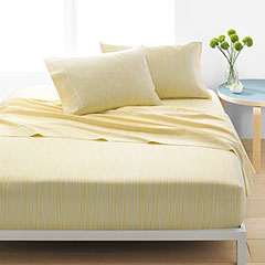 Juuri Yellow Sheet Set