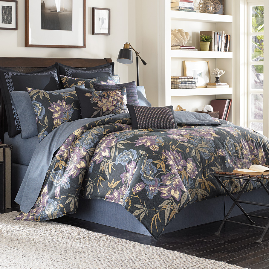 Tommy bahama kaftan floral comforter duvet sets from Tommy bahama bedding
