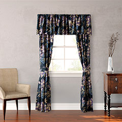 Kaftan Floral Window Treatment