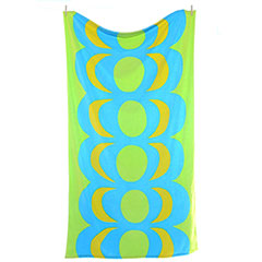 Kaivo Blue Beach Towel