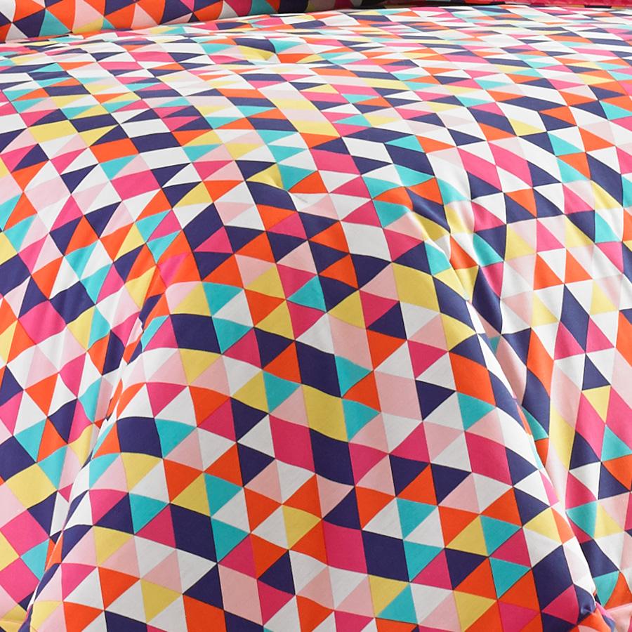 Teen Vogue Kaleidoscope Comforter Set From Beddingstyle Com