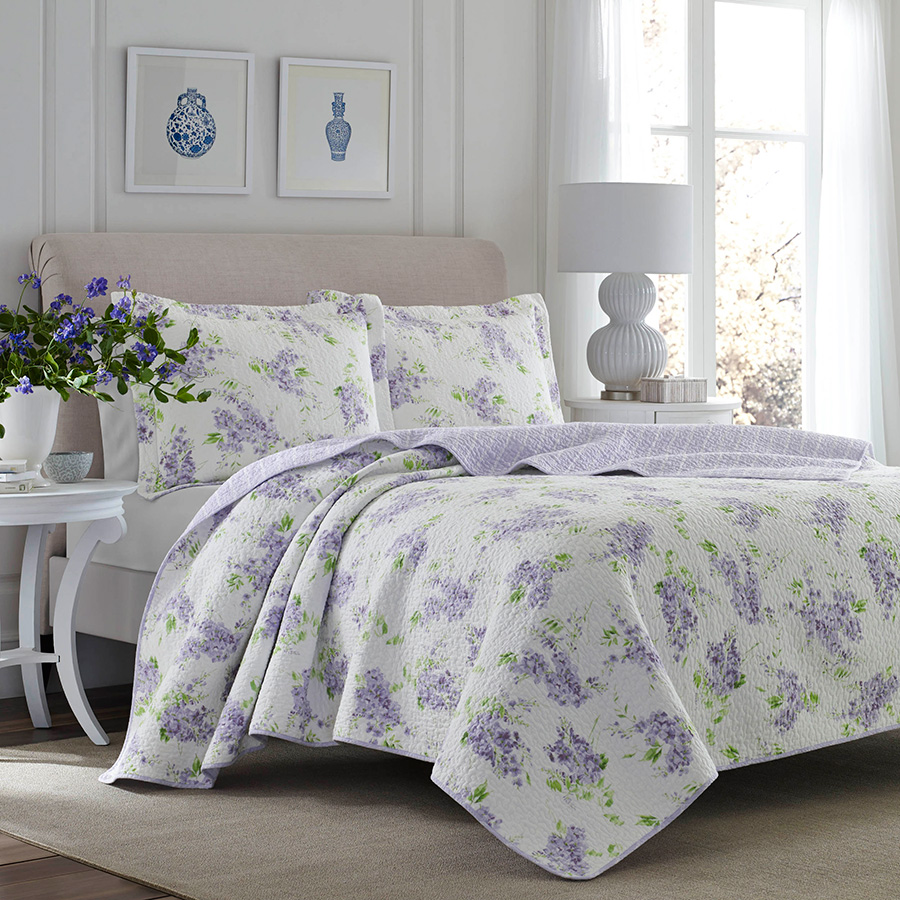 Laura Ashley Keighley Quilt Set From Beddingstyle Com