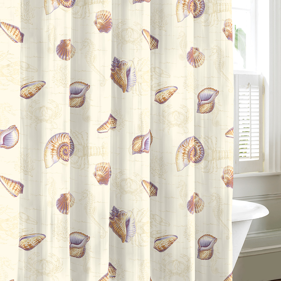 Tommy Bahama Kemps Bay Shower Curtain from Beddingstyle.com
