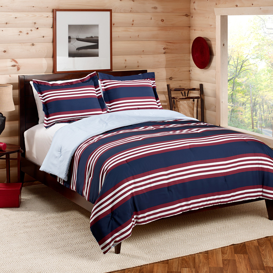 Tommy Hilfiger Kempton Comforter Set From