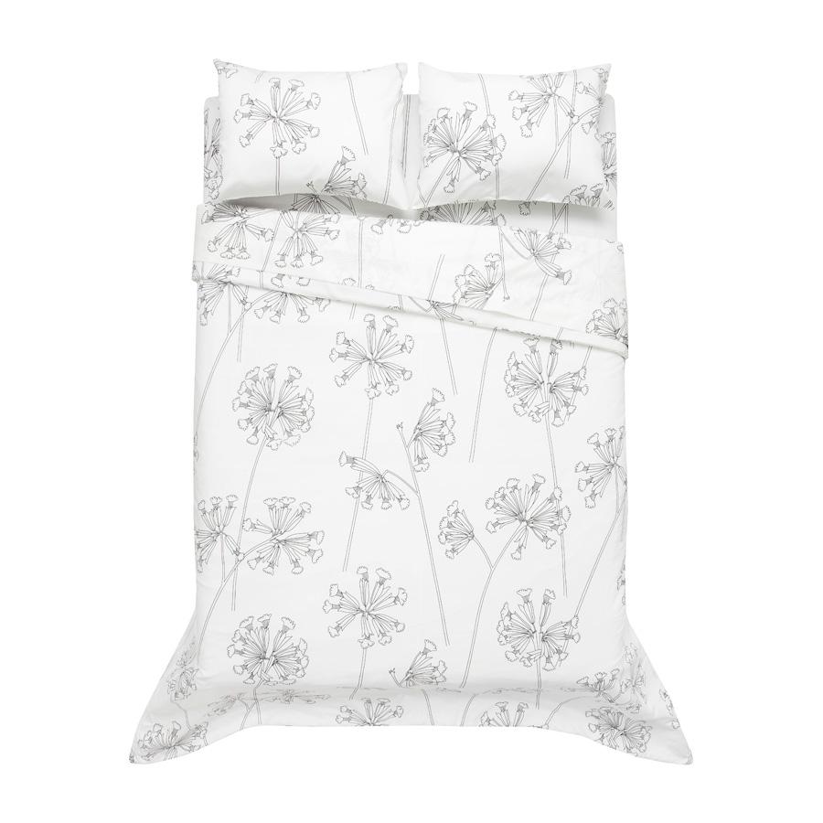 King Pair of Pillowcases Marimekko Kevatesikko