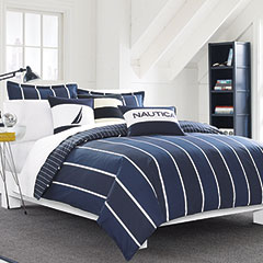 Nautica Knots Bay Duvet Set