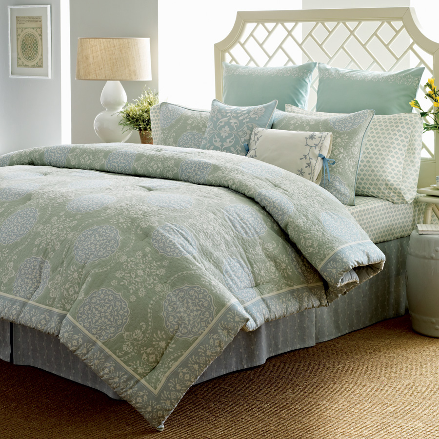Laura Ashley Lillian Bedding Collection From
