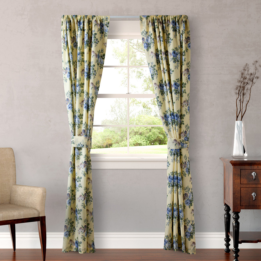 Laura Ashley Linley Window Treatment From Beddingstyle Com