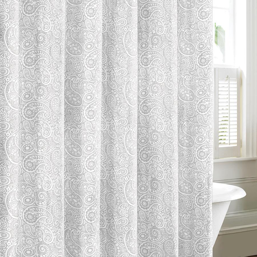 Nautica La Plata Paisley Shower Curtain From Beddingstyle Com