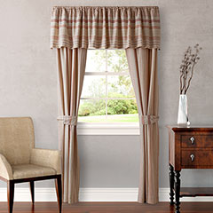 Tommy Bahama La Scala Breezer Papaya Pair of Drapes
