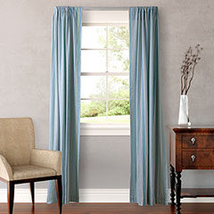 Tommy Bahama La Scala Breezer Seaglass Pair of Drapes