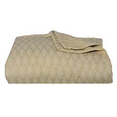 Eddie Bauer Lattice Oyster Blanket