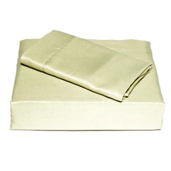 Laurel Green Solid Sheet Set