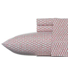 Lawndale Coral Sheet Set