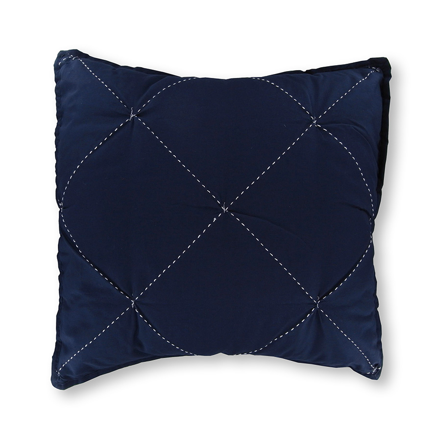Nautica Decorative Pillows Navy : Nautica Lawndale Navy 18