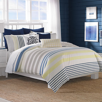 Nautica Leighton Comforter Duvet Sets From