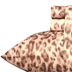 Patti Labelle Leopard Sheet Set