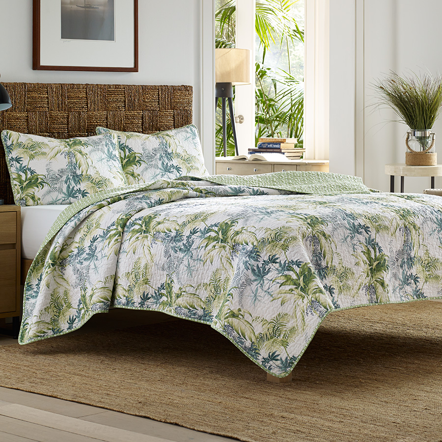 Tommy bahama lighthouse quay quilt set from Tommy bahama bedding