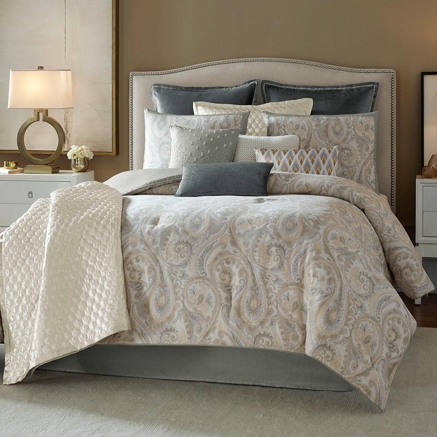 Decorative Pillow Candice Olson Lyrical Paisley