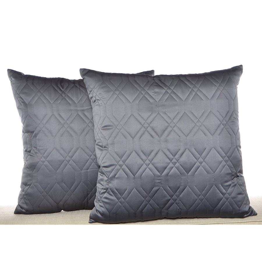 Nicole Miller Home Decorative Pillows : Nicole Miller Magnifique Pillow Set from Beddingstyle.com