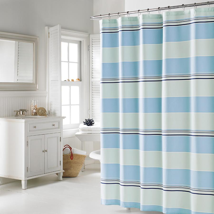 Nautica Makay Shower Curtain From