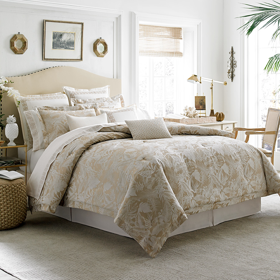 Tommy bahama mangrove comforter and duvet set from Tommy bahama bedding