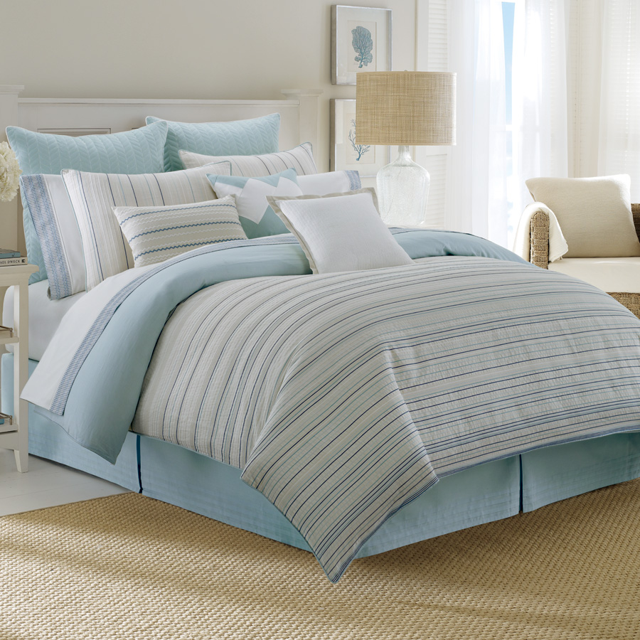 Nautica Marina Isles Bedding Collection From Beddingstyle Com