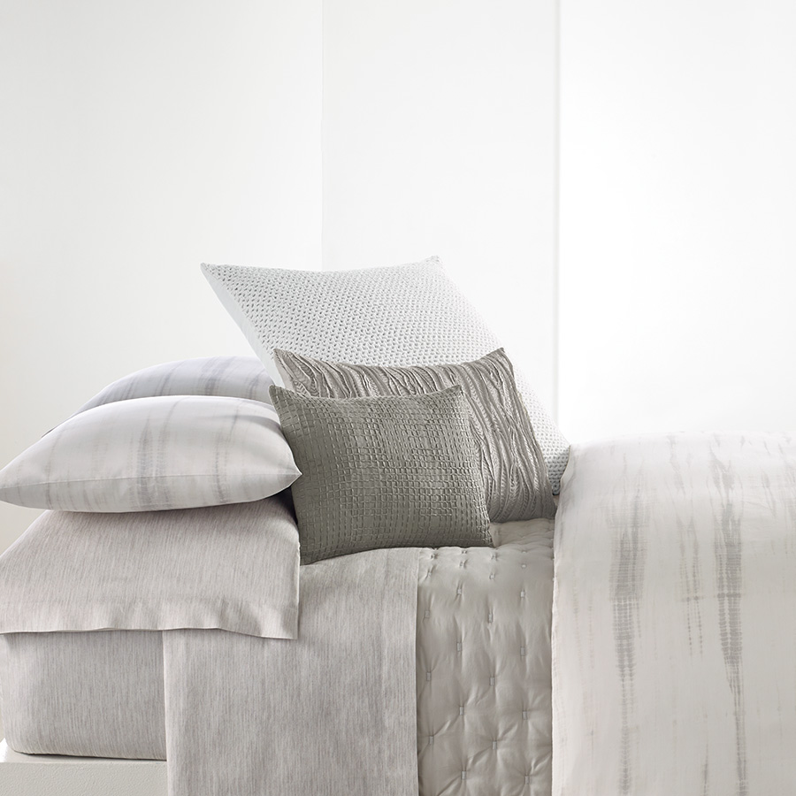 Vera Wang Marble Shibori Duvet Set From Beddingstyle Com