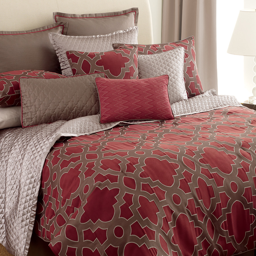Candice Olson Maze Comforter Set From