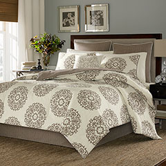 Medallion Comforter & Duvet Set