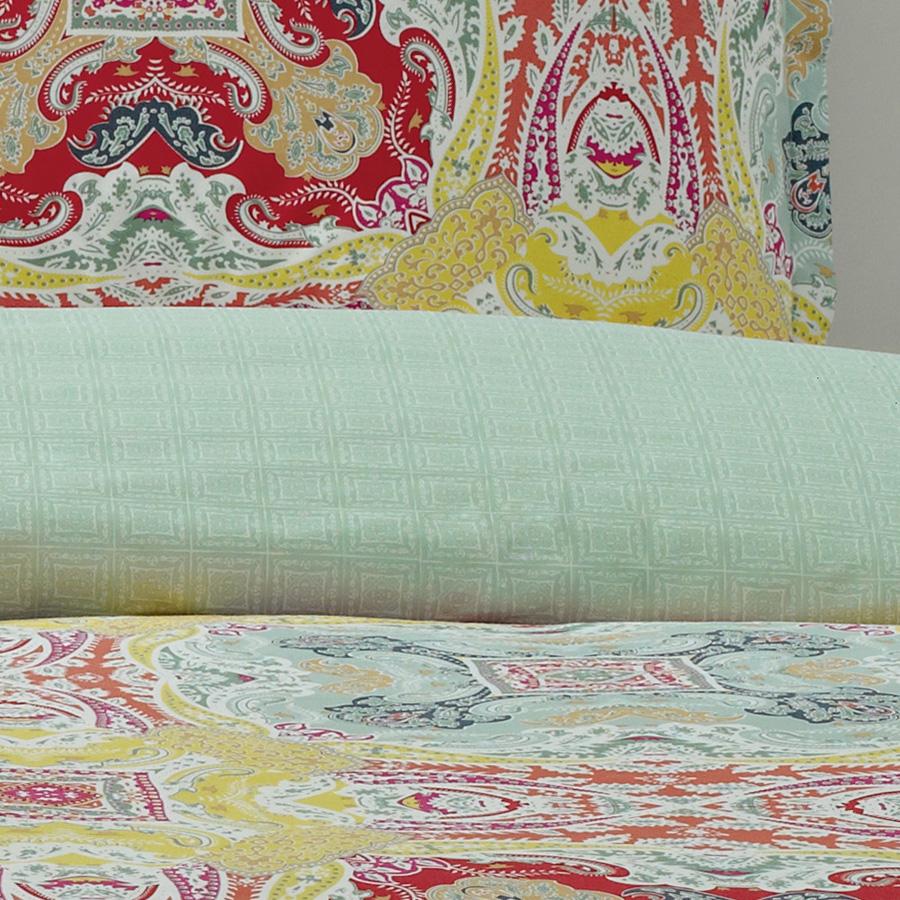 City Scene Medallion Paisley Comforter Amp Duvet Sets From