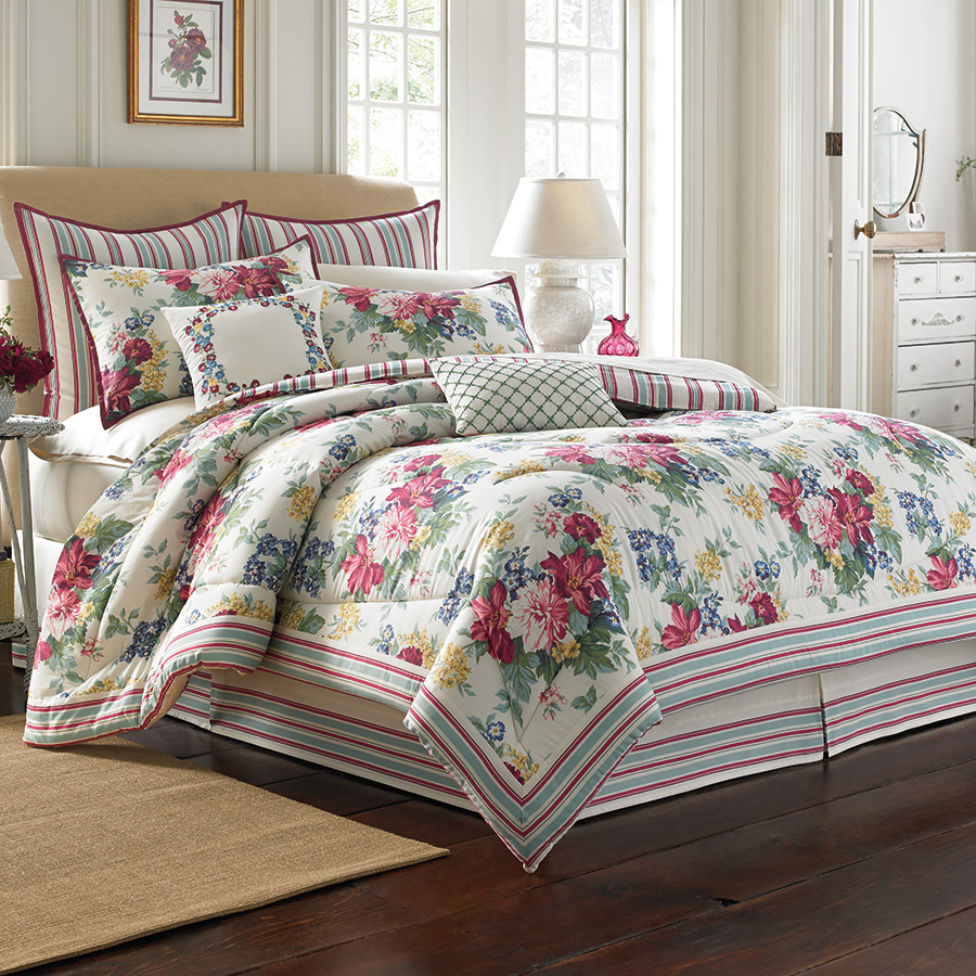 Laura Ashley Melinda Comforter Set From