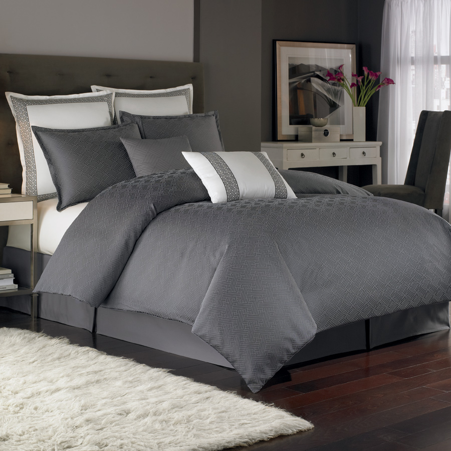 Nicole Miller Metropolitan Duvet Cover From Beddingstyle Com