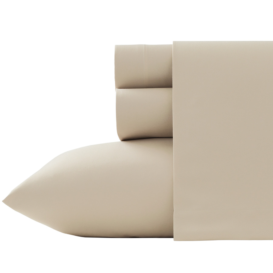 Adrienne Vittadini Ecru Sheet Set From Beddingstyle Com
