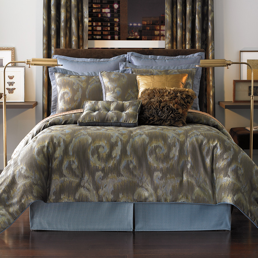 Candice Olson Mirage Comforter Set From