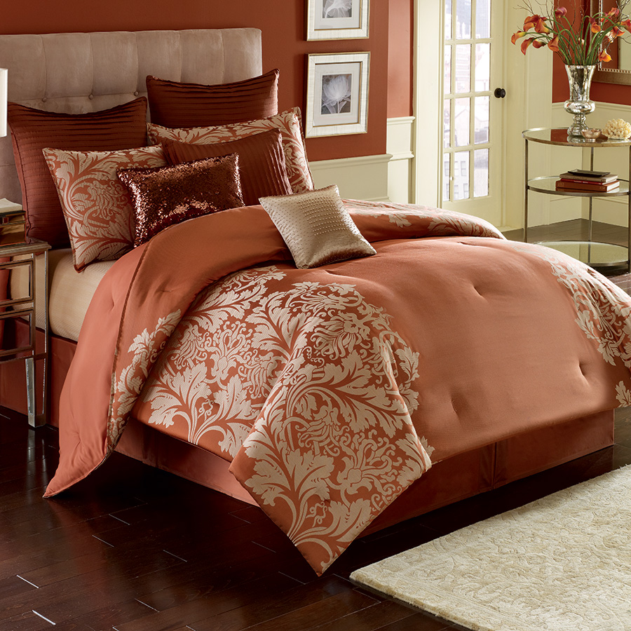 New Nicole Miller Bedding Collections For Fall 2013