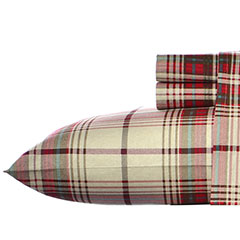 Eddie Bauer Montlake Flannel Sheet Set