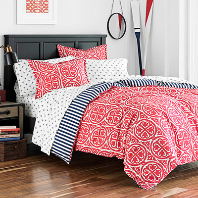 Poppy & Fritz Morgan Comforter & Duvet Set