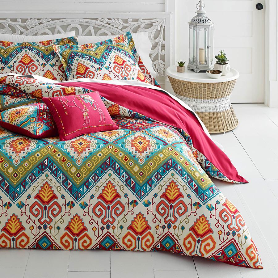 Azalea Skye Moroccan Nights Comforter and Duvet Set from ...