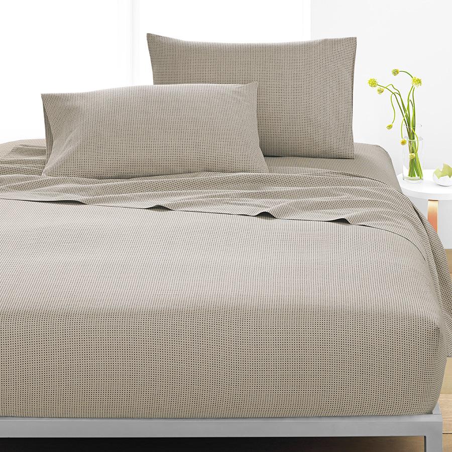 Standard Pillowcase Pair Marimekko Muru Beige