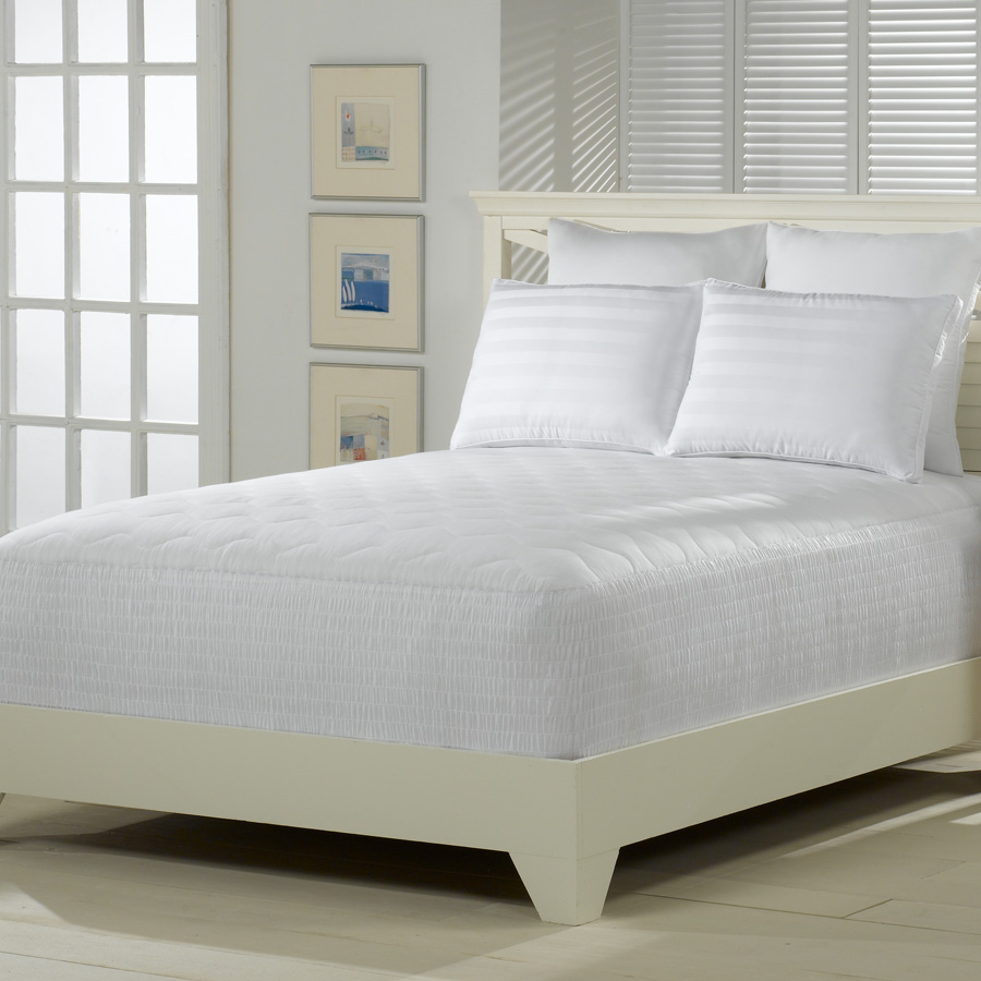 Nautica Mattress Pad From Beddingstyle Com