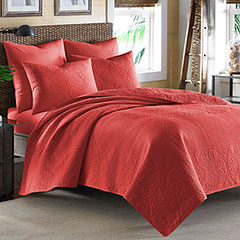 Tommy Bahama Nassau Spice Quilt