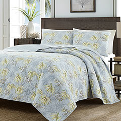 Newport Textured Quilt Set