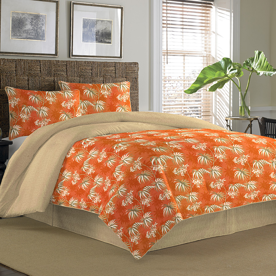 Tommy bahama newport spice comforter duvet set from Tommy bahama bedding