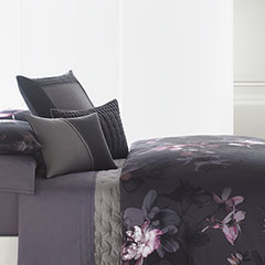 Night Blooms Duvet Cover